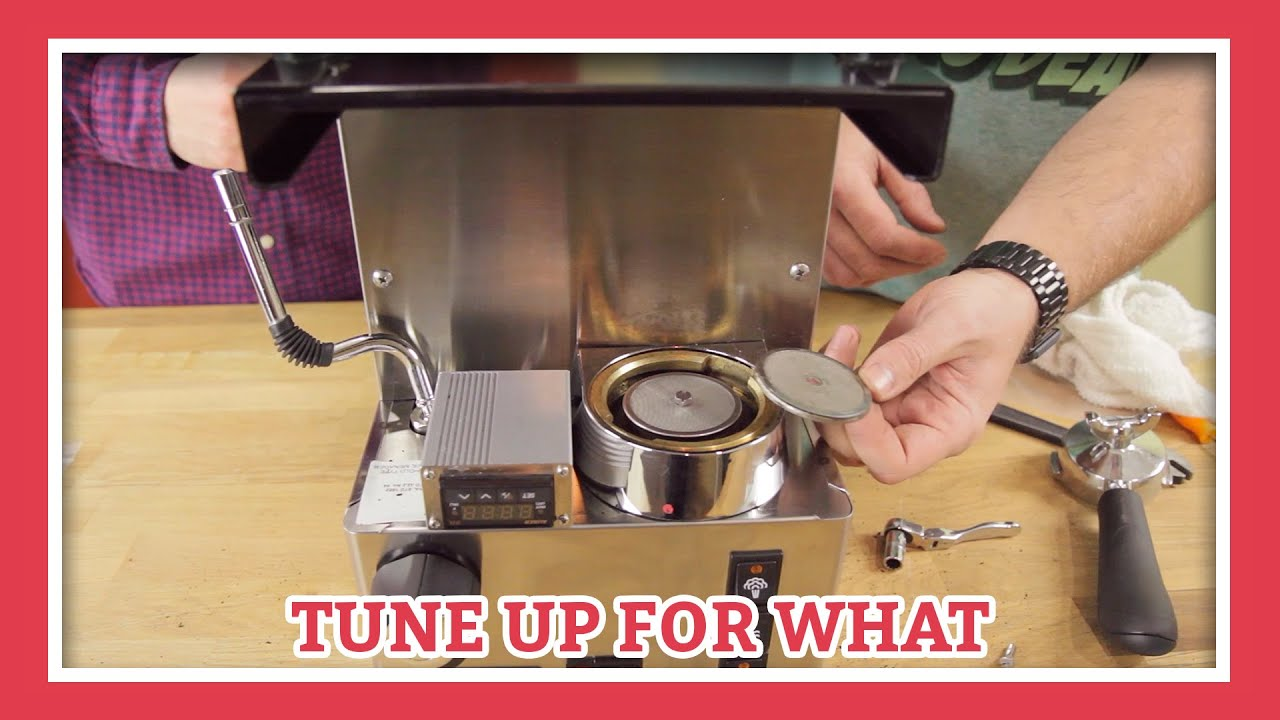 tune up the rancilio silvia tune up for what youtube