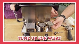 Tune Up The Rancilio Silvia | Tune Up For What
