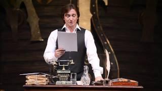Московский Губернский театр откроет третий сезон «Записками сумасшедшего»