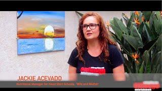 The Enfuego Interviews featuring Jackie Acevedo - Episode #6