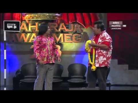 Maharaja Lawak Mega 2013 - Minggu 3 - Persembahan Comey