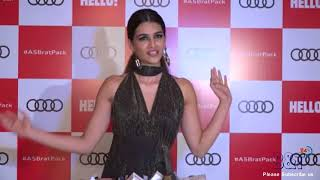 Kriti Sanon Showing Hot Assets at Luxury and Fashion Nite Host by Audi India