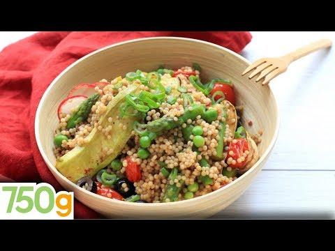 recette-de-salade-printanière-de-couscous-en-perles---750g