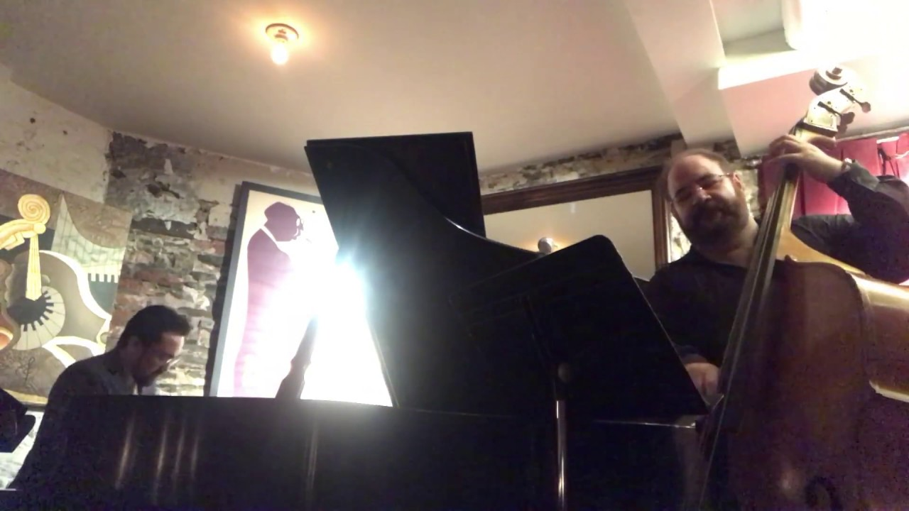Mike Bond Trio Live at Mezzrow - Days of Wine and Roses