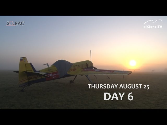 EAC 2016 DAY 6 - ME v akrobacii 2016 DEN 6 (www.airzone.tv)