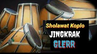 SHOLAWAT KOPLO JINGKRAK BASS ANTEP GLERR