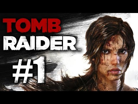 Gameplay Tombraider Part #1 PC + Link To Download