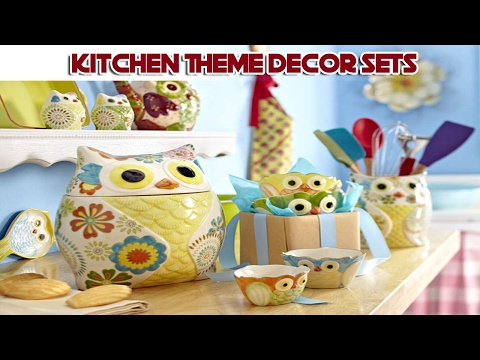 [Daily Decor] Kitchen Coffee Theme Decor Sets