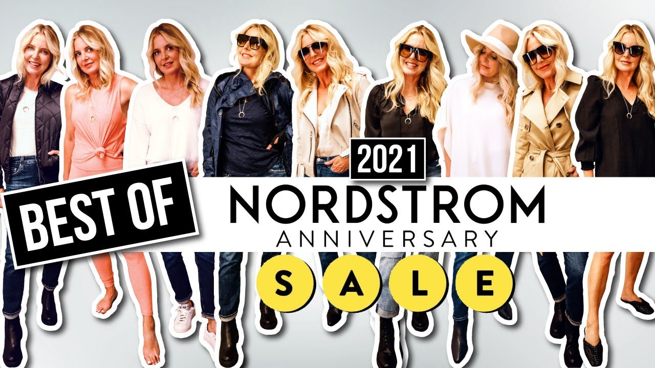 My TOP 35 Picks from The Nordstrom Anniversary Sale 2021 for Women Over 40 and Over 50
