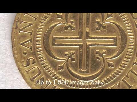 Smithsonian Mass Digitization: National Museum Of American History, National Numismatic Collection