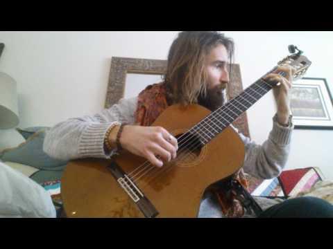 432 hz Guitar Healing, Root Chakra (Key of C) - Johan Kaspar Mertz - Nocturne no.2