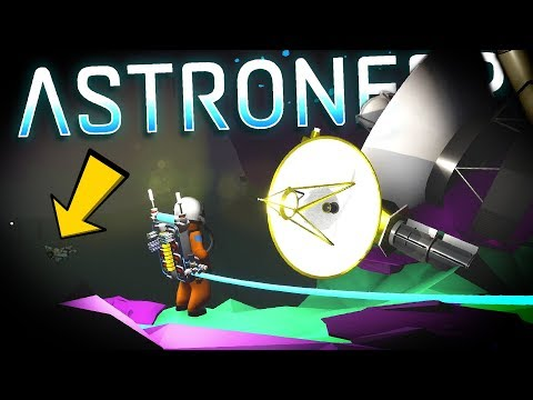 OTHER ASTRONAUTS FOUND IN DEEP CAVE! - Exploring the Deeper Cave System! - Astroneer Gameplay