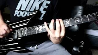 A Little Piece Of Heaven - Avenged Sevenfold [Guitar Cover] - Stafaband