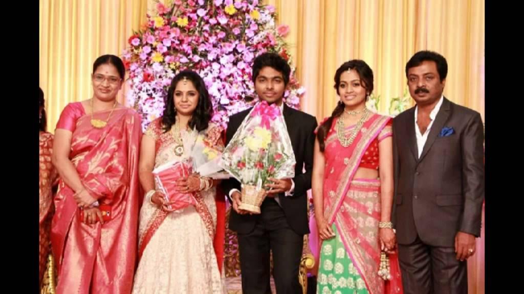 Gv Prakash And Saindhavi Wedding Reception Exclusive Hq