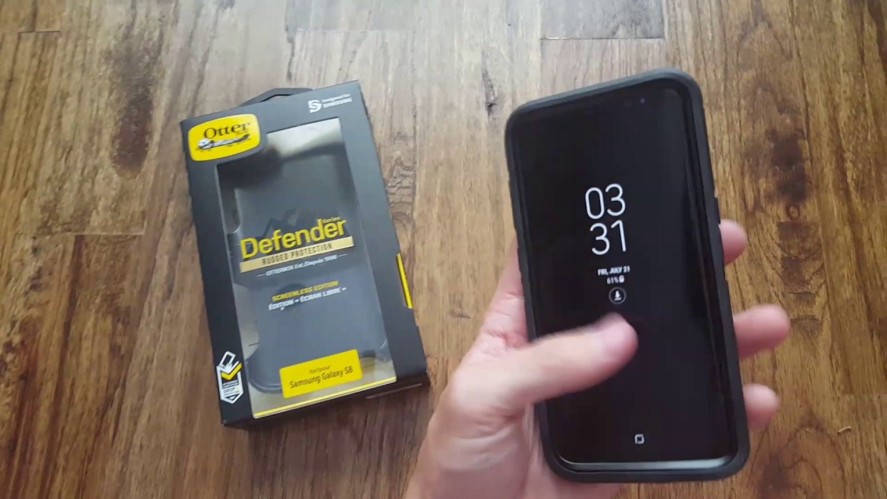 premium selection 9649d c6832 Galaxy S8 OtterBox Defender