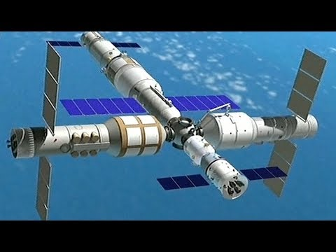Work on China's first space station to finish in 2022