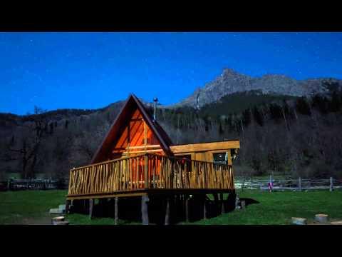 Альпийский домик в Закане. Отдых на чистом воздухе. www.zakan.ru