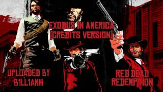 Red Dead Redemption OST - Exodus in America (Credits Version) - Bill Elm & Woody Jackson