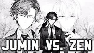 Jumin Vs. Zen (Who do you Love More?)