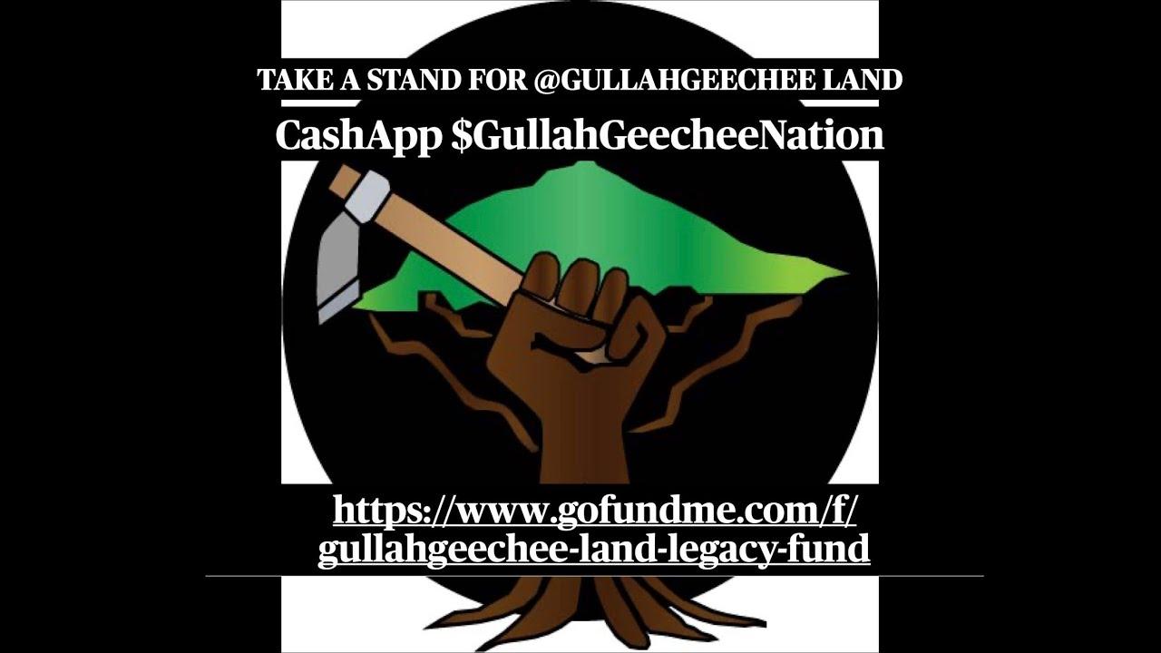 Support @GullahGeechee Protectin de Land and de Sea