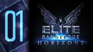Elite Dangerous Horizons - Episode 1: KNOCKING THE RUST OFF (Let