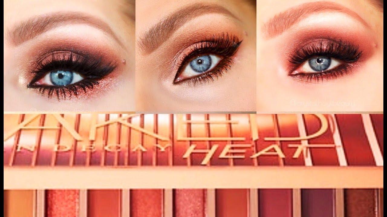 Naked heat eyeshadow