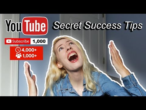 How to Grow a Small Youtube Channel to 1,000 Subscribers | TIPS & TRICKS