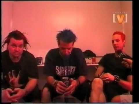 Mudvayne - 02-04-01 Interview - Big Day Out, Perth