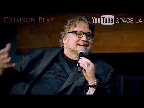 Guillermo del Toro | On His Directing Style | Crimson Peak at YouTube Space LA