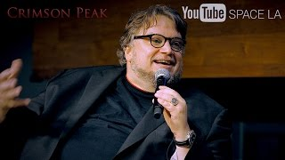 Guillermo Del Toro   On His Directing Style   Crimson Peak At YouTube Space LA