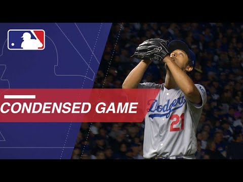 Condensed Game: NLCS Gm3 10/17/17