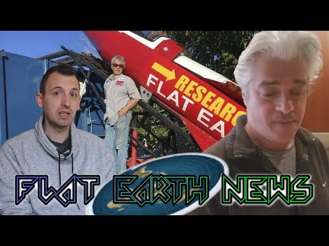Mad Mike Dies in Rocket Crash & C C Goes Viral - Flat Earth News February 2020 (With @SciManDan) thumbnail