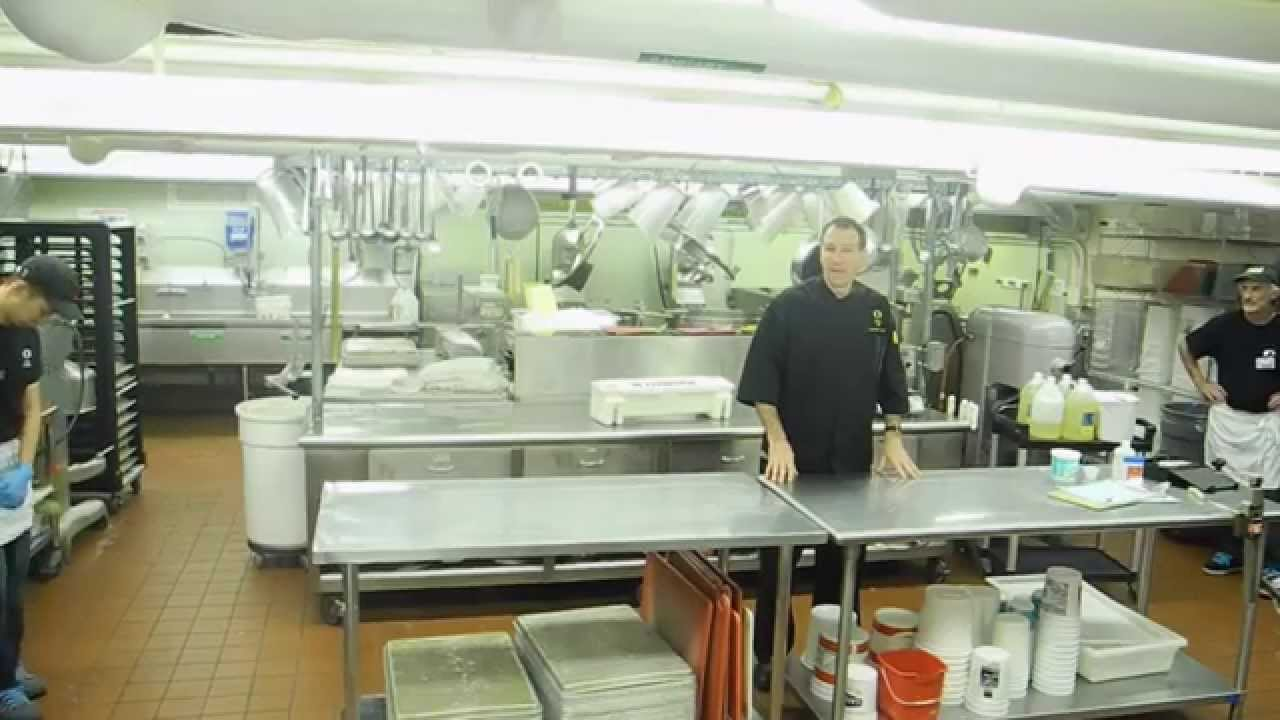 Etonnant The Central Kitchen Aims For Quality   YouTube