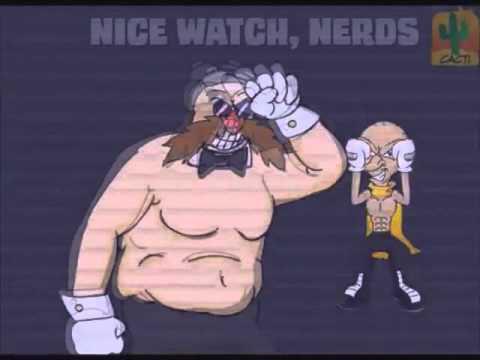 Nice watch Nerds!
