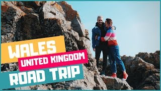 HOW HAVE WE NEVER BEEN TO WALES BEFORE?   Swansea Bay Road Trip