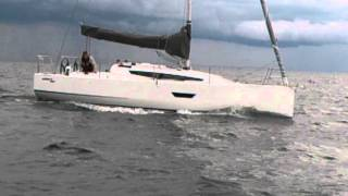 Elan yacht delivery Amsterdam to Hamble