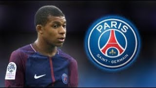 K.Mbappe ● Welcome To PSG ● Skills & Goals 2017 ● HD