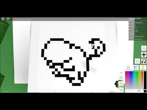 Access Youtube - roblox pixel art yum it is a donut