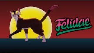 Фелидэ - Приключения Знаменитого Кота Сыщика (1994)