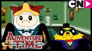 Adventure Time | The Creeps | Happy Halloween! | Cartoon Network