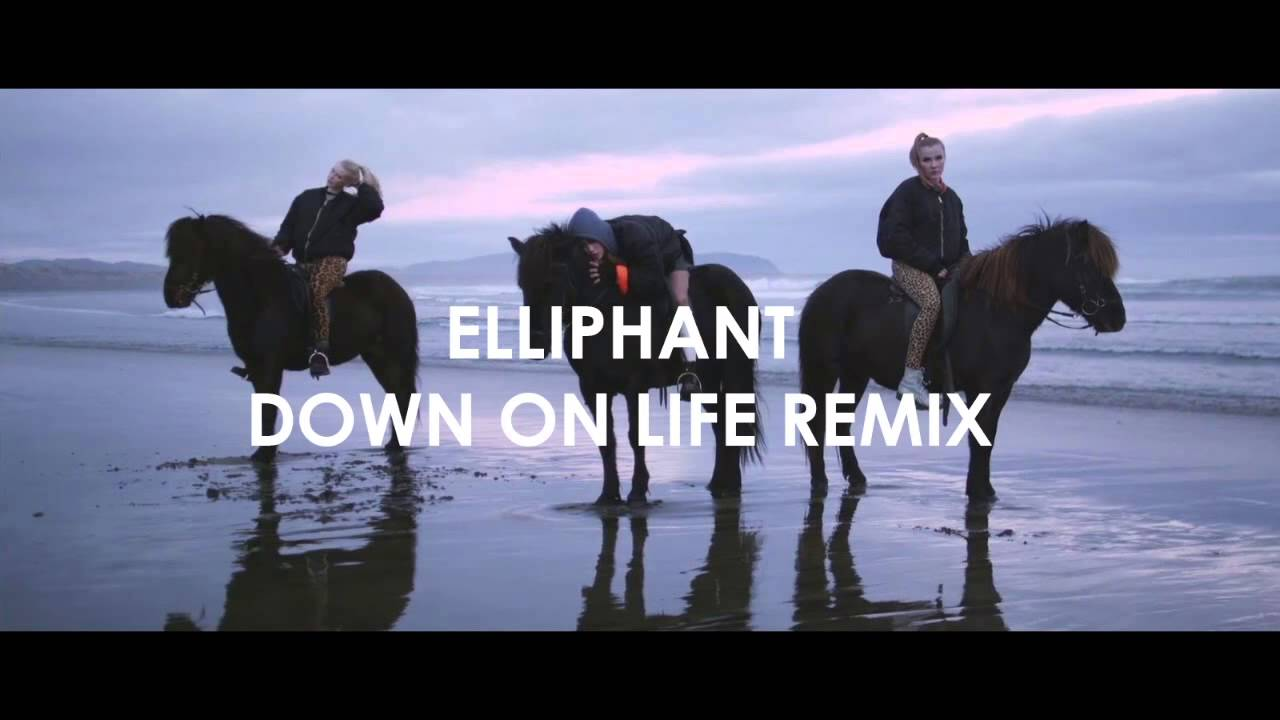 Elliphant - Down On Life (Drek Martinez Remix) - YouTube