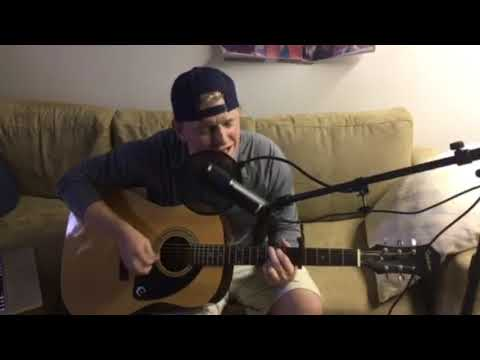 You Broke Up With Me Cover (by Evan James) by Walker Hayes