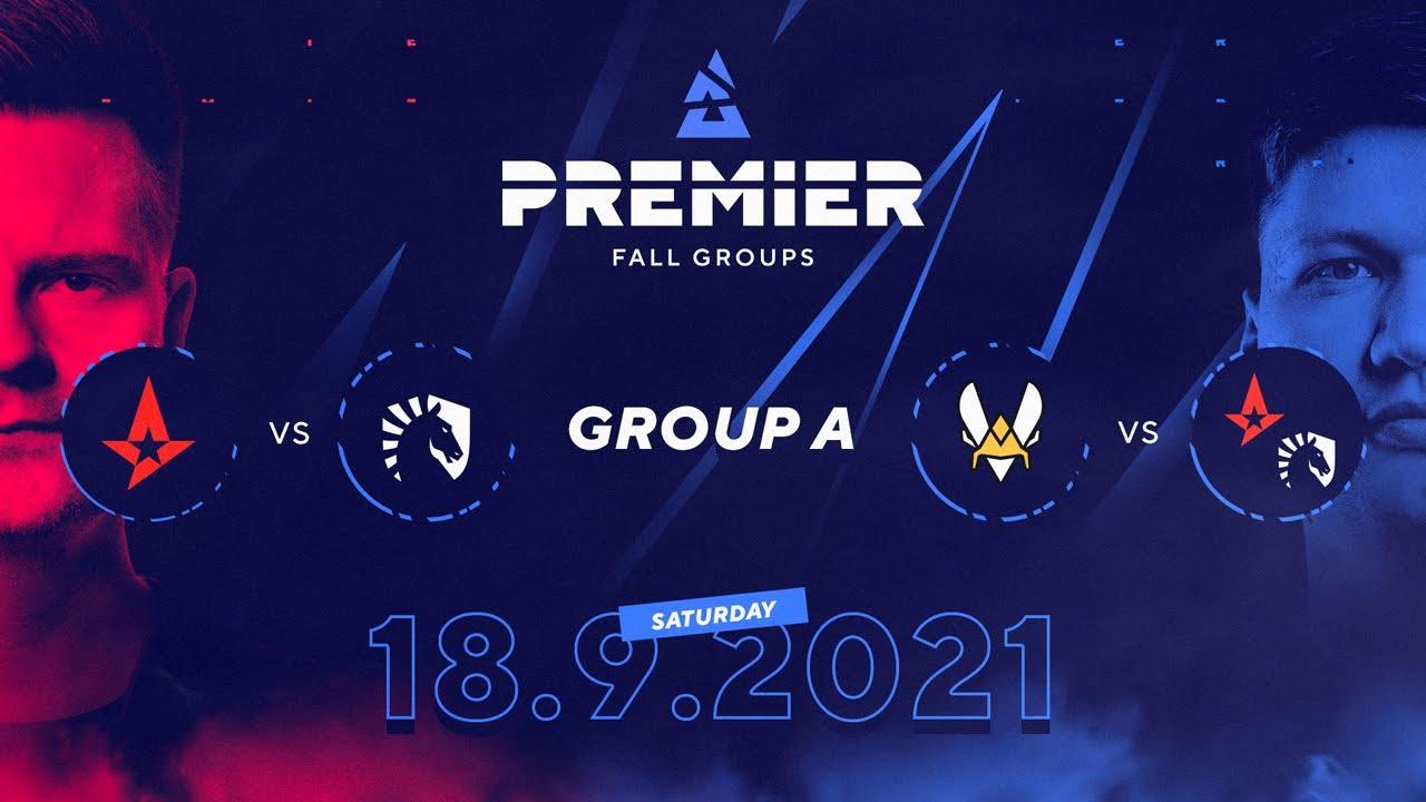 Download BLAST Premier Fall Groups: Astralis vs. Team Liquid, Vitality vs. Winner of AST/TL |  Group A, Day 3