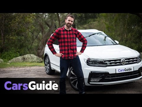 Volkswagen Tiguan 162TSI R-Line 2017 review | road test video