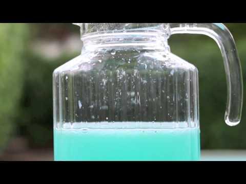 How To Make Blue Lemonade