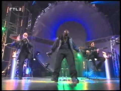 NANA, Tony Cottura       17  März 1998 RTL2 The Dome