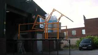 DRB Safety Barriers Model 12 - Video 1