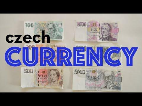 Fun With Czech Republic Currency