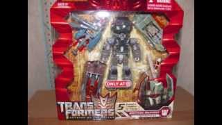 """Transformers ROTF collection featuring """"N.E.S.T"""""""