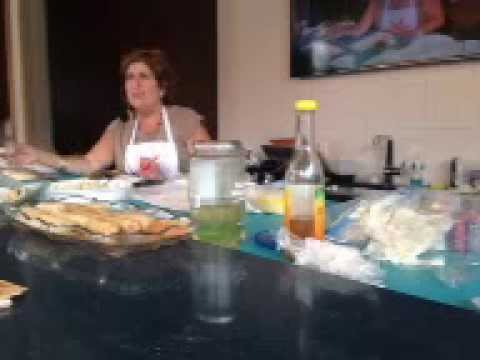 Discover Kosher Cooking with Sarina recorded live on 7/11/13